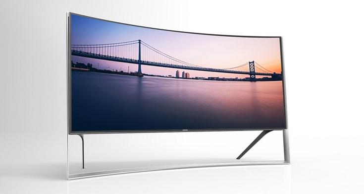 Samsung продемонстрировала почти трёхкратный рост поставок панелей 4K для телевизоров