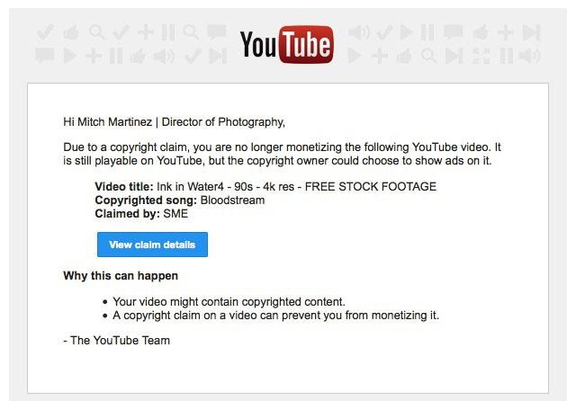 Sony преследует автора, видео которого использовала в своём клипе - 1