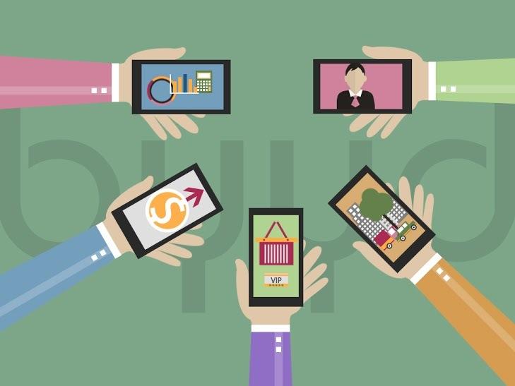 Как привлекать посетителей из социальных медиа согласно последним трендам в сфере mobile 2015? - 1
