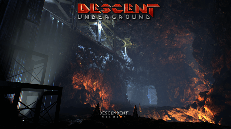 Легенда снова с нами: Descent: Underground уже в Steam - 2
