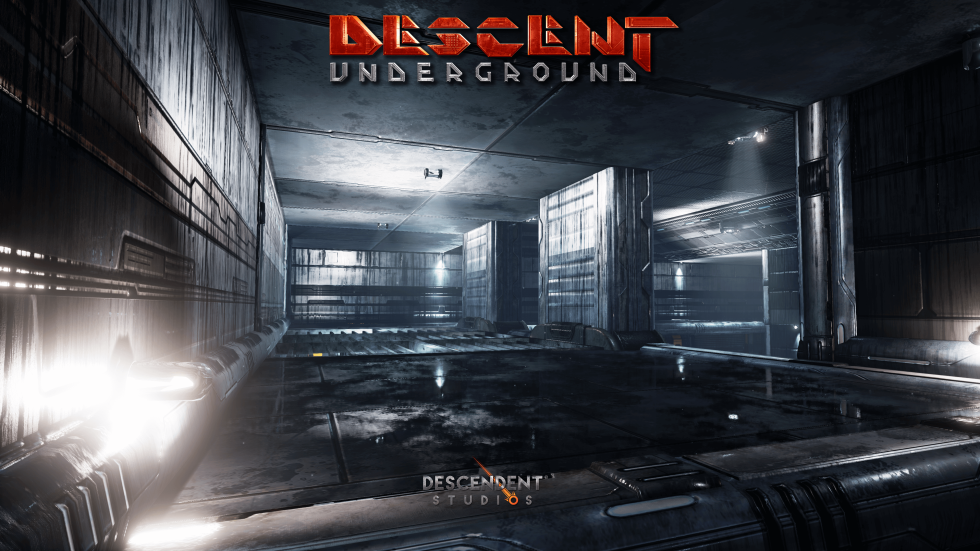 Легенда снова с нами: Descent: Underground уже в Steam - 3