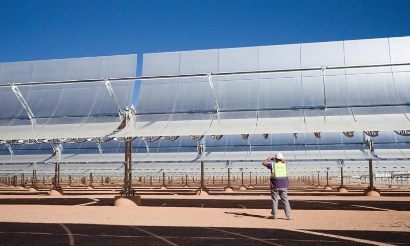 Марокко строит крупнейшую в мире станцию с концентрацией солнечной энергии, планирует начать экспорт электроэнергии в Европу - 3
