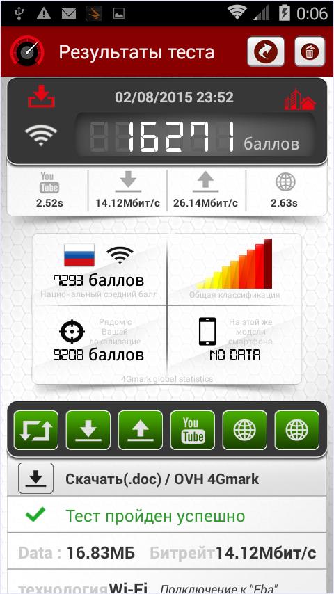 Обзор смартфона Archos 50c Helium - 32