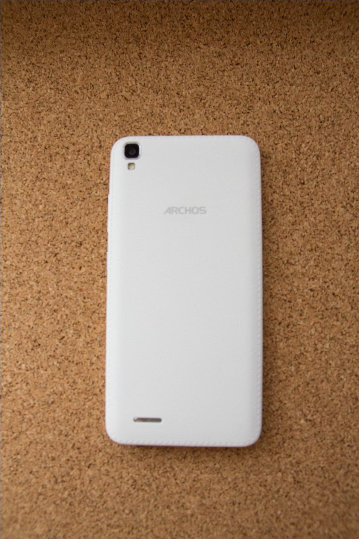 Обзор смартфона Archos 50c Helium - 5