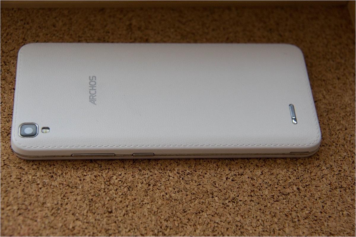 Обзор смартфона Archos 50c Helium - 6