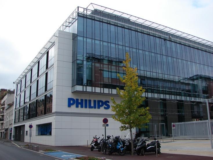 Philips отчиталась за квартал