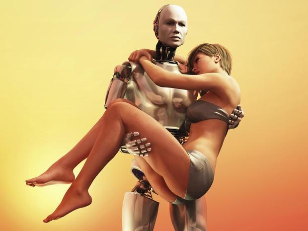 Полиция запретила проведение научной конференции «Любовь и секс с роботами» - 1