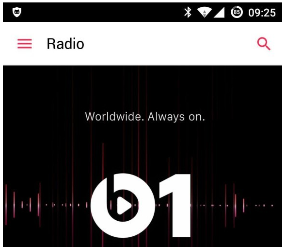 Работа над ошибками: «Apple Music for Android» получит Material Design - 1