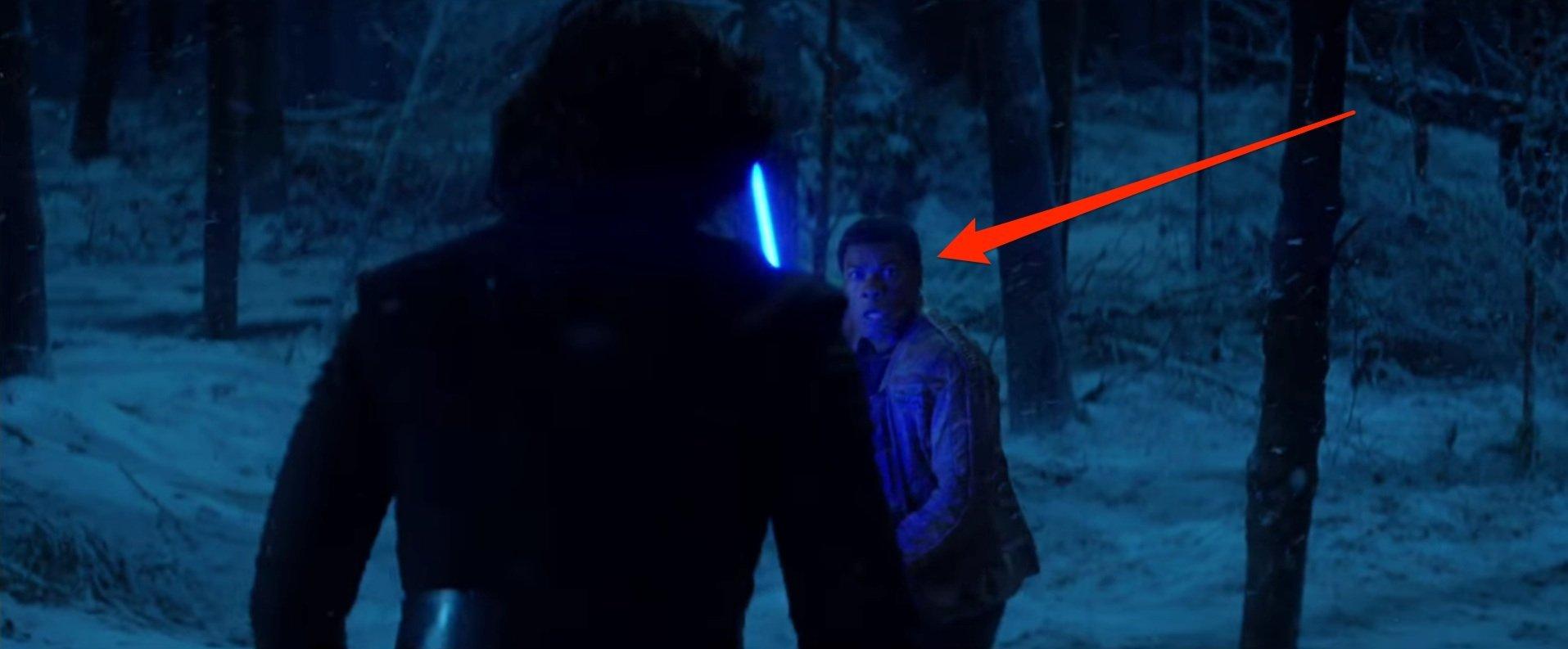 Разбор трейлера «Star Wars: Episode VII». Почему плачет Рей? (осторожно, потенциальный спойлер) - 13