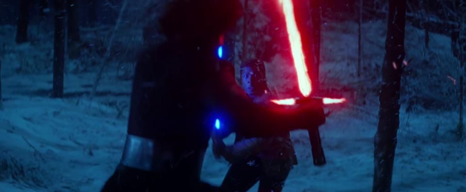 Разбор трейлера «Star Wars: Episode VII». Почему плачет Рей? (осторожно, потенциальный спойлер) - 15