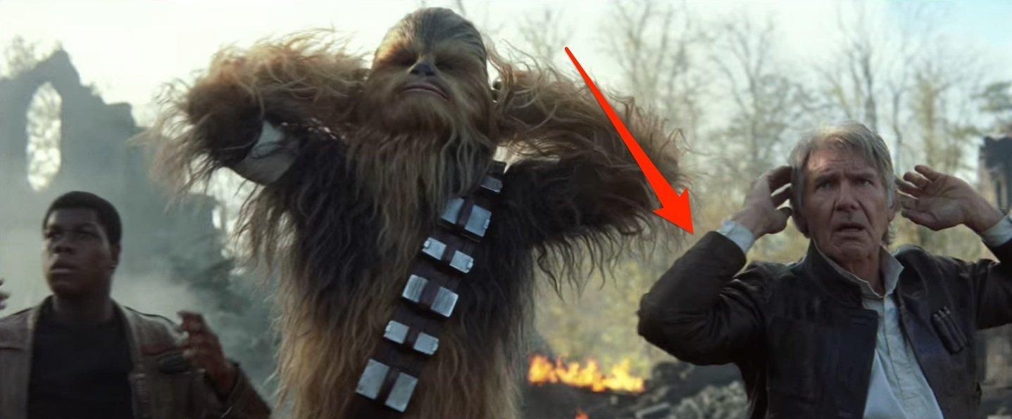 Разбор трейлера «Star Wars: Episode VII». Почему плачет Рей? (осторожно, потенциальный спойлер) - 17