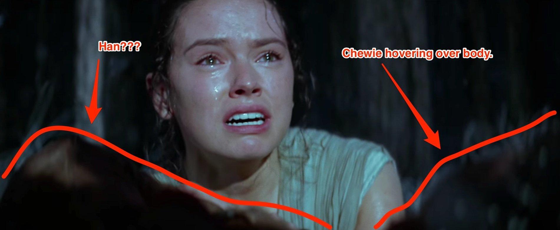 Разбор трейлера «Star Wars: Episode VII». Почему плачет Рей? (осторожно, потенциальный спойлер) - 18