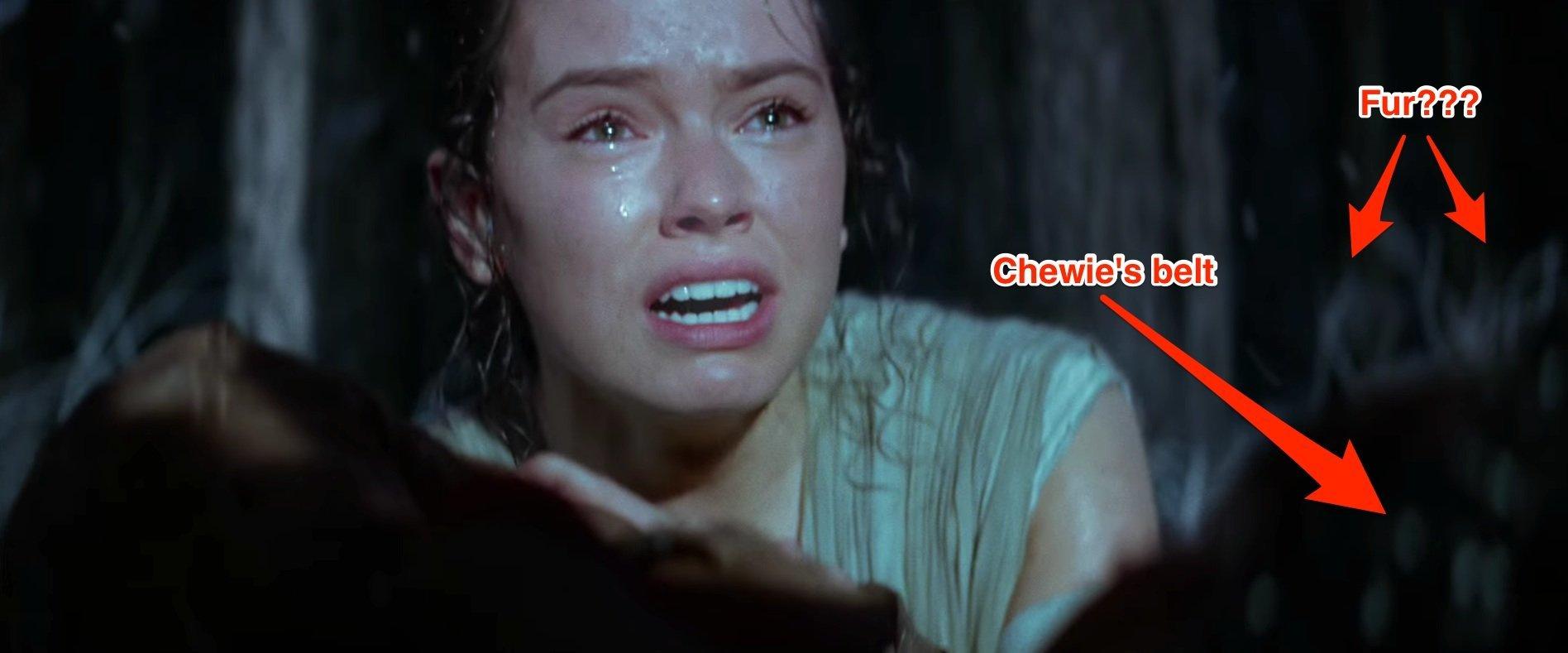 Разбор трейлера «Star Wars: Episode VII». Почему плачет Рей? (осторожно, потенциальный спойлер) - 2
