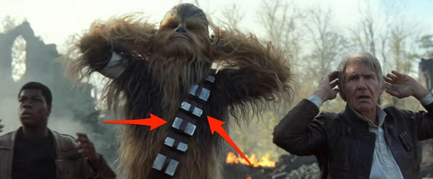 Разбор трейлера «Star Wars: Episode VII». Почему плачет Рей? (осторожно, потенциальный спойлер) - 3
