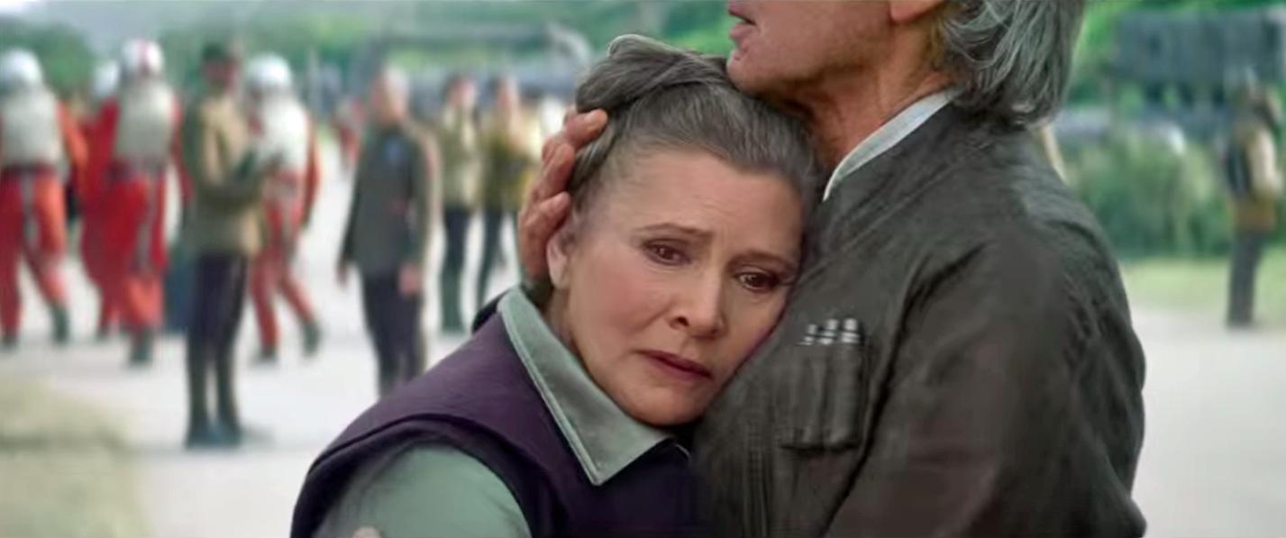 Разбор трейлера «Star Wars: Episode VII». Почему плачет Рей? (осторожно, потенциальный спойлер) - 4