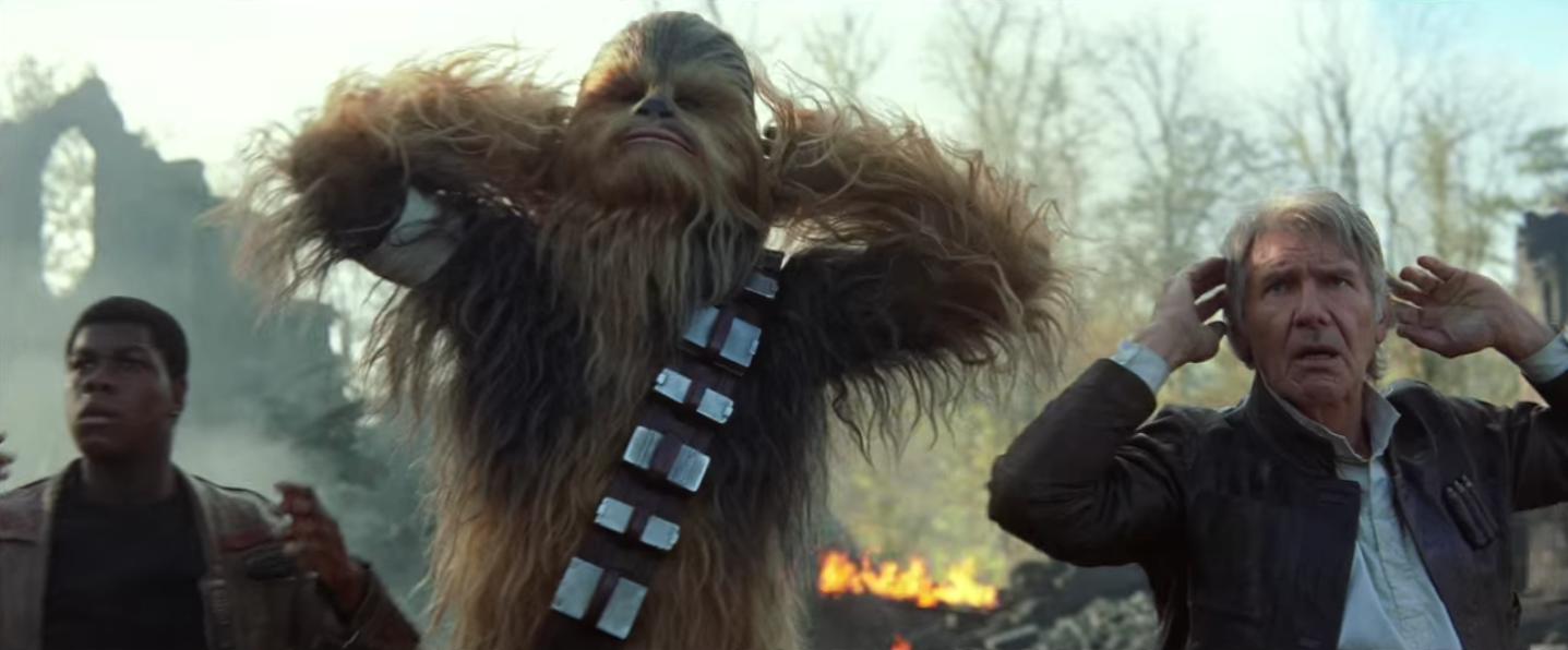 Разбор трейлера «Star Wars: Episode VII». Почему плачет Рей? (осторожно, потенциальный спойлер) - 7