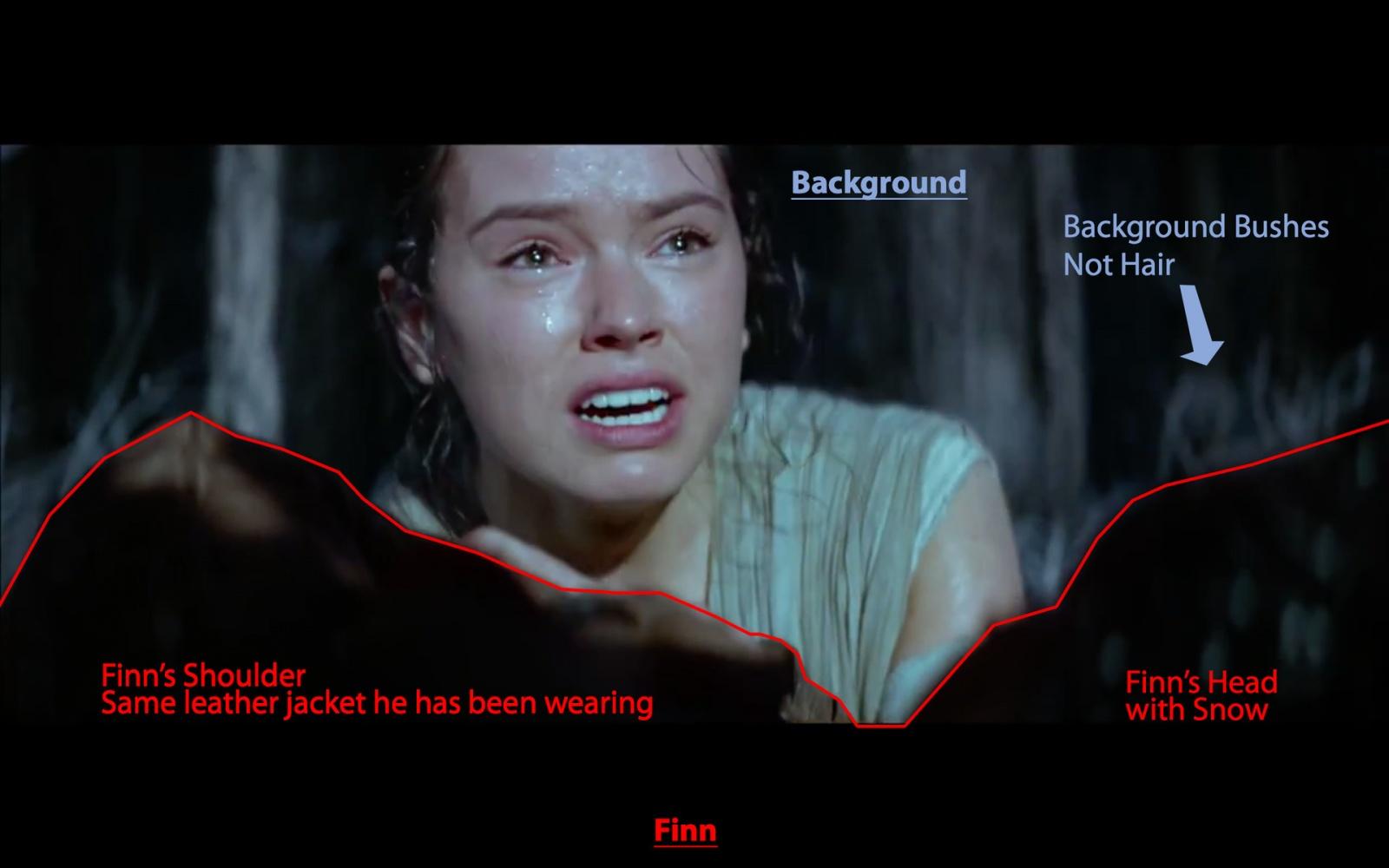 Разбор трейлера «Star Wars: Episode VII». Почему плачет Рей? (осторожно, потенциальный спойлер) - 8