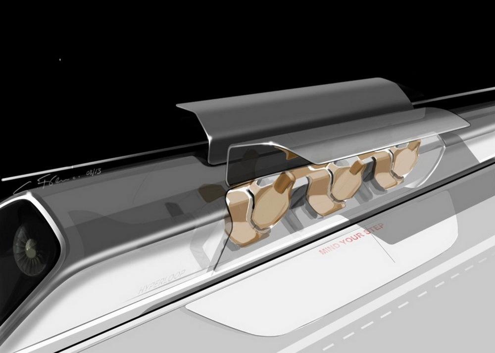 Стартует строительство тестового трека Hyperloop длиной в 5 миль - 6