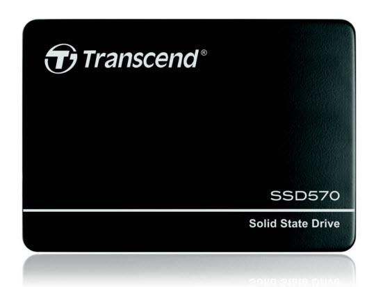 Твердотельный накопитель Transcend SSD570 предназначен для промышленного использования
