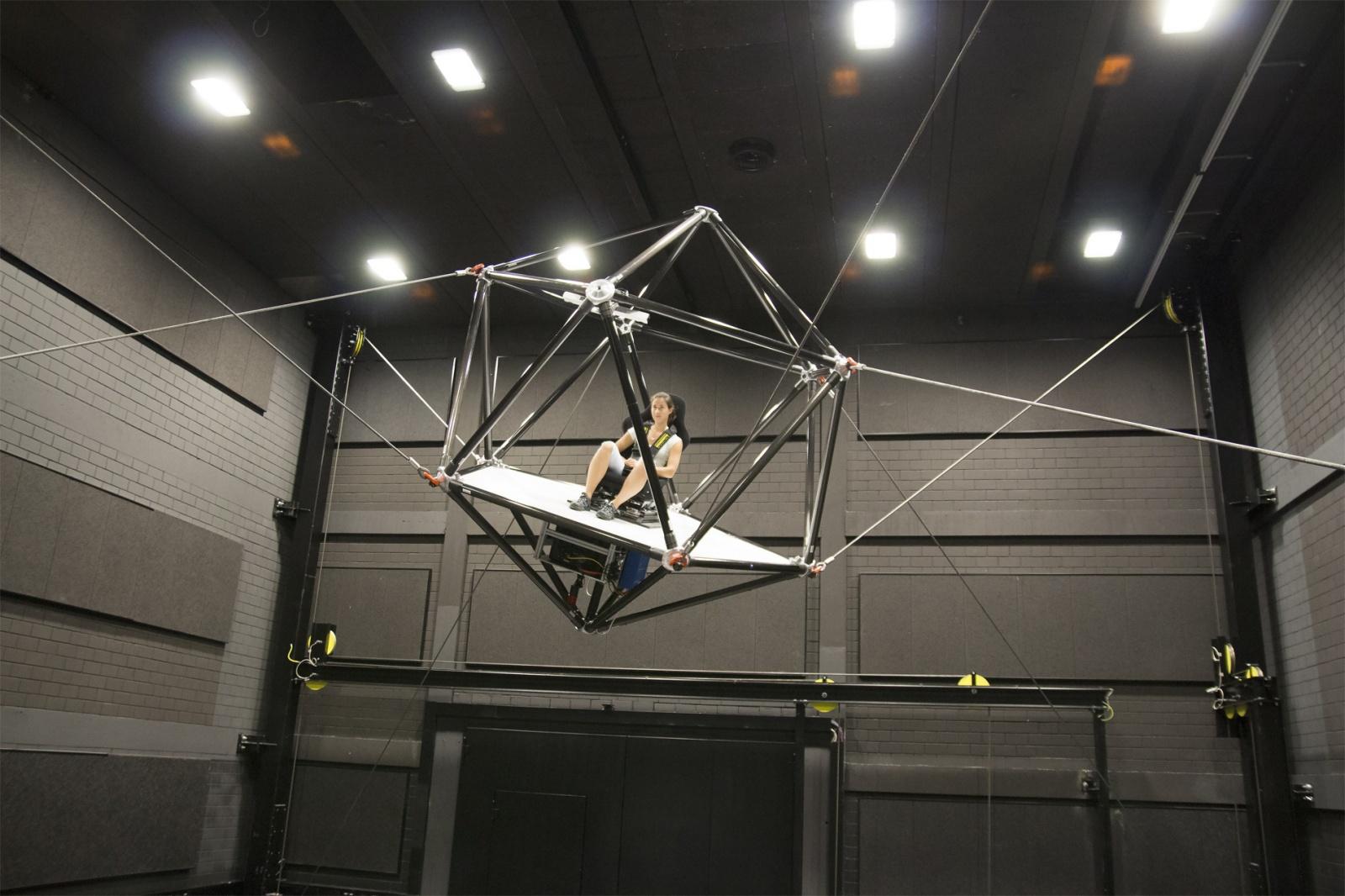 Улётный симулятор для виртуальной реальности от Общества Макса Планка - 2