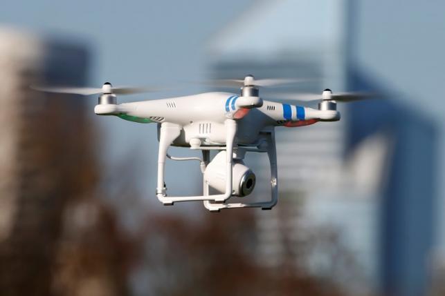 Walmart хочет получить в FAA разрешение на использование дронов доставки
