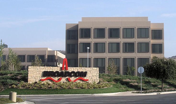 Broadcom отчиталась за квартал