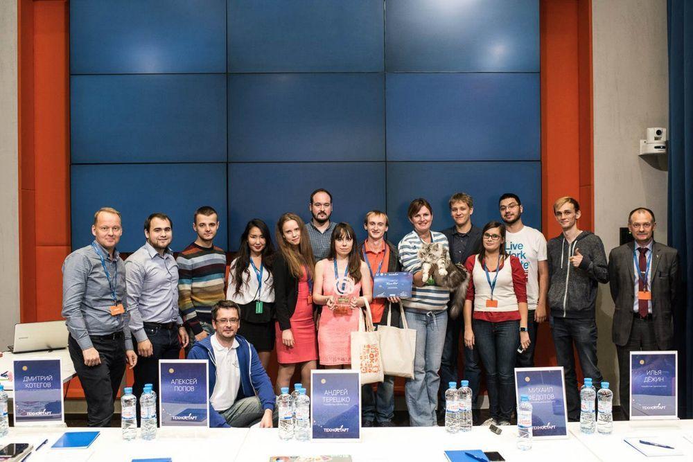 Финал и итоги Техностарта 2015 - 11
