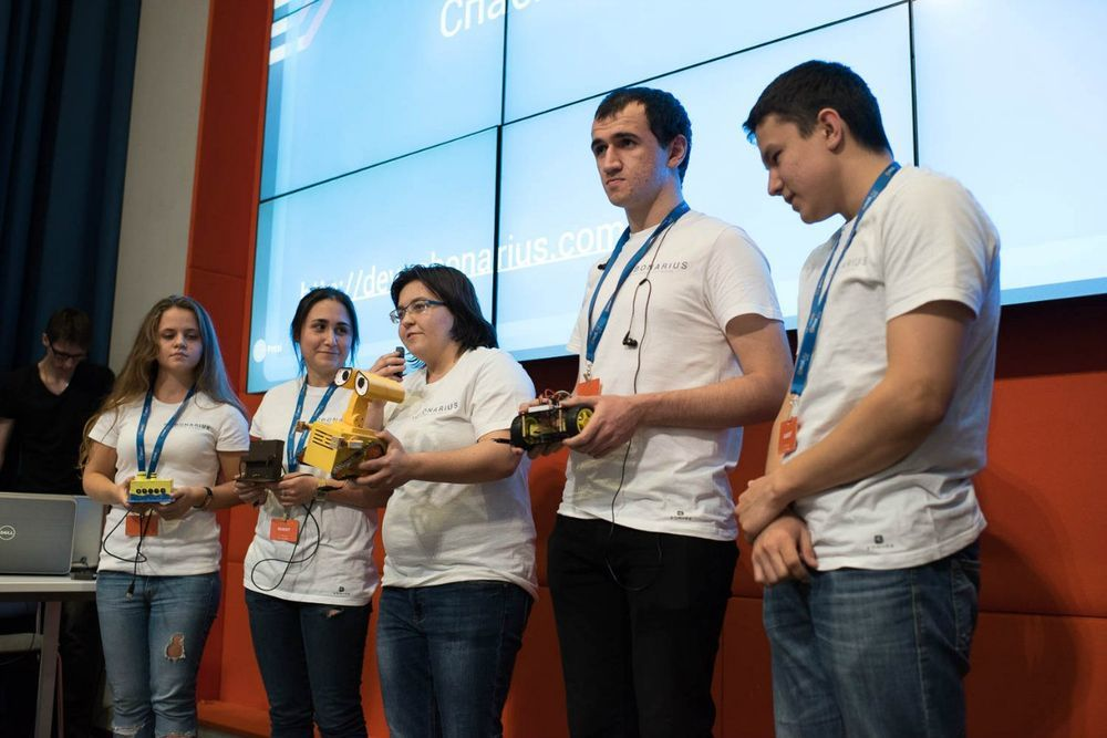 Финал и итоги Техностарта 2015 - 13