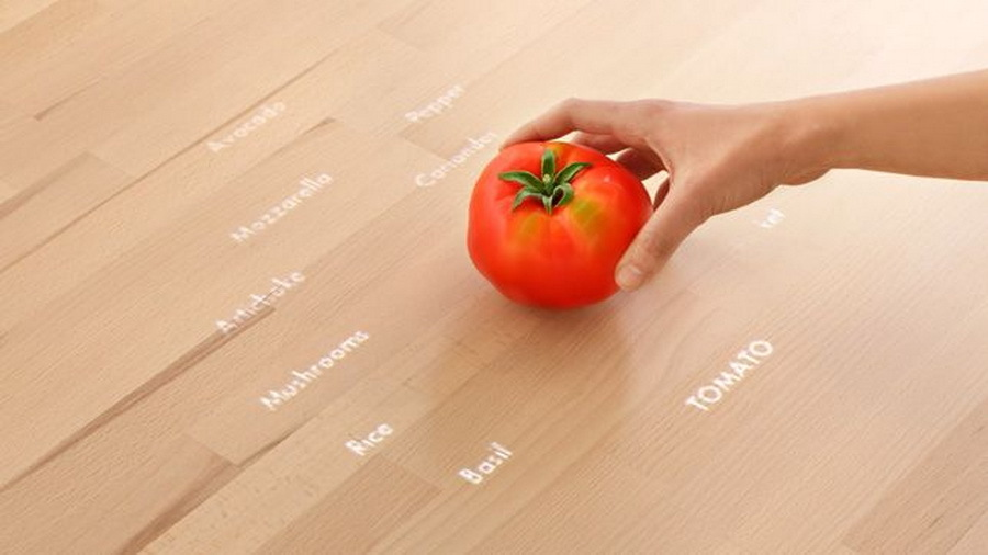 Интерактивный кухонный столик All-in-one — гость из будущего - 3