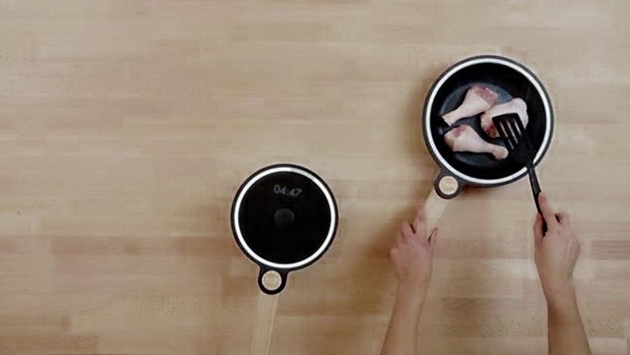 Интерактивный кухонный столик All-in-one — гость из будущего - 4