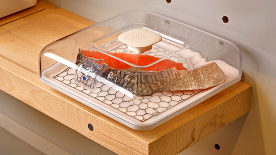 Интерактивный кухонный столик All-in-one — гость из будущего - 6