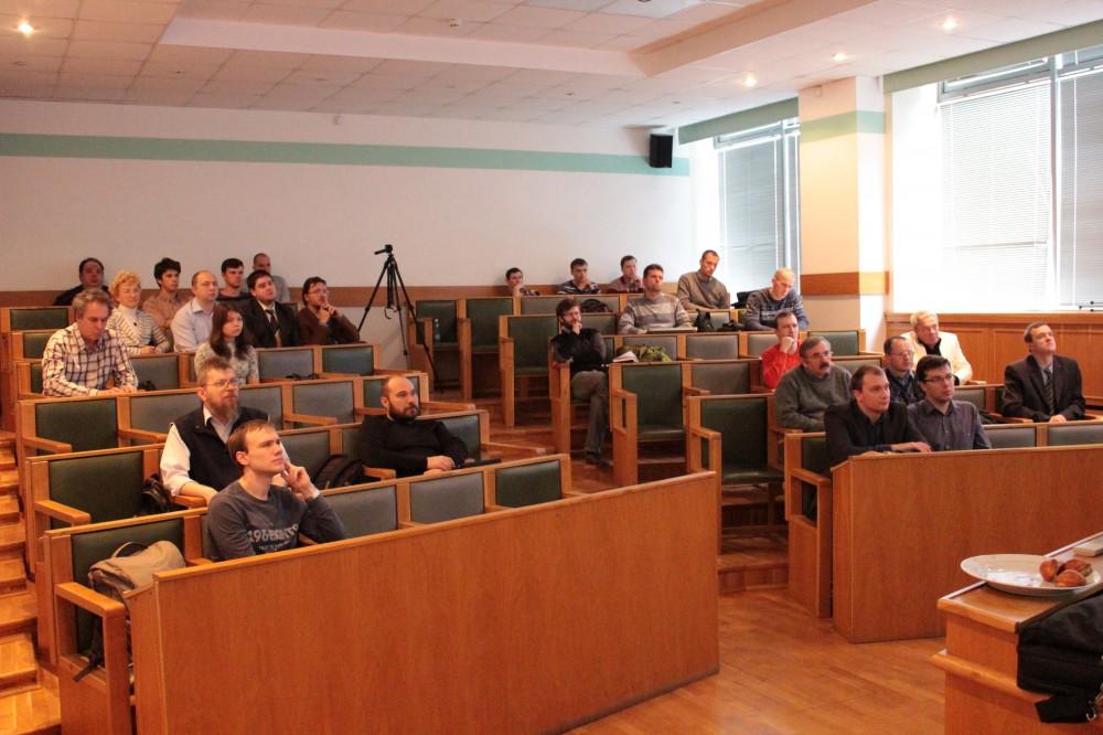 Провели семинар по процессору на ПЛИС MIPSfpga в МИЭТ - 3
