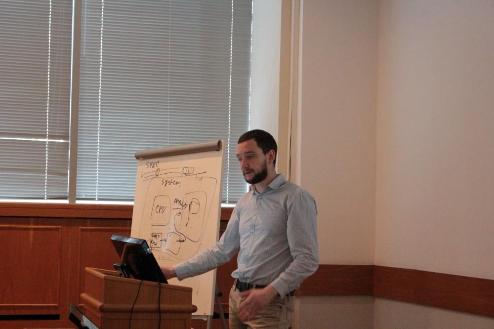 Провели семинар по процессору на ПЛИС MIPSfpga в МИЭТ - 4
