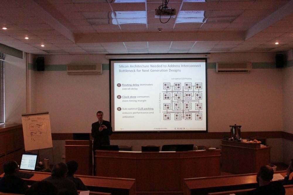 Провели семинар по процессору на ПЛИС MIPSfpga в МИЭТ - 5
