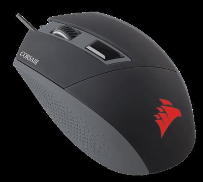 Corsair представила игровую мышь Katar и коврик MM300