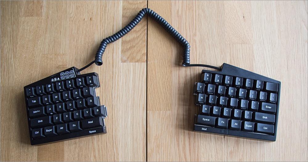Знакомство с Ultimate Hacking Keyboard - 10
