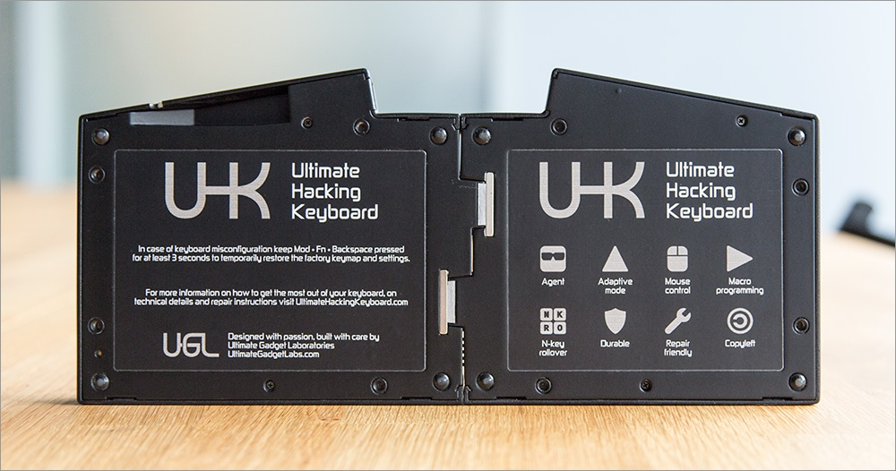 Знакомство с Ultimate Hacking Keyboard - 17