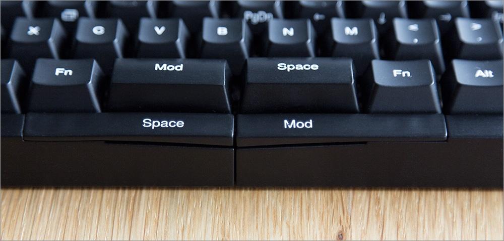 Знакомство с Ultimate Hacking Keyboard - 21