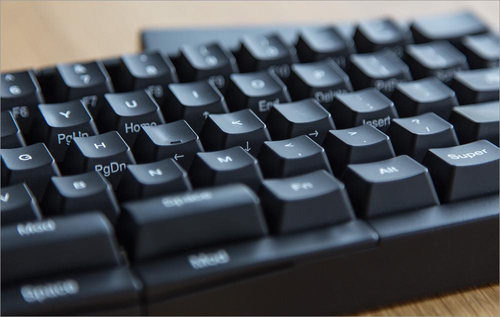 Знакомство с Ultimate Hacking Keyboard - 23