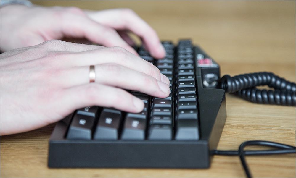 Знакомство с Ultimate Hacking Keyboard - 25