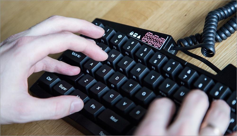 Знакомство с Ultimate Hacking Keyboard - 29