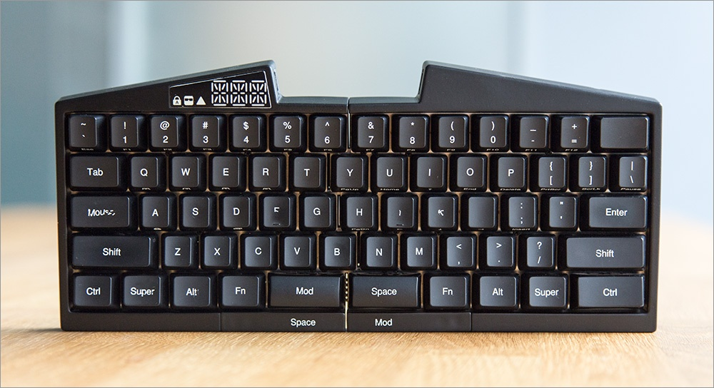 Знакомство с Ultimate Hacking Keyboard - 4