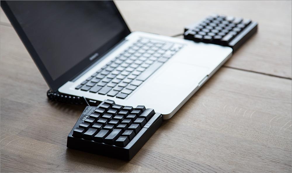 Знакомство с Ultimate Hacking Keyboard - 5