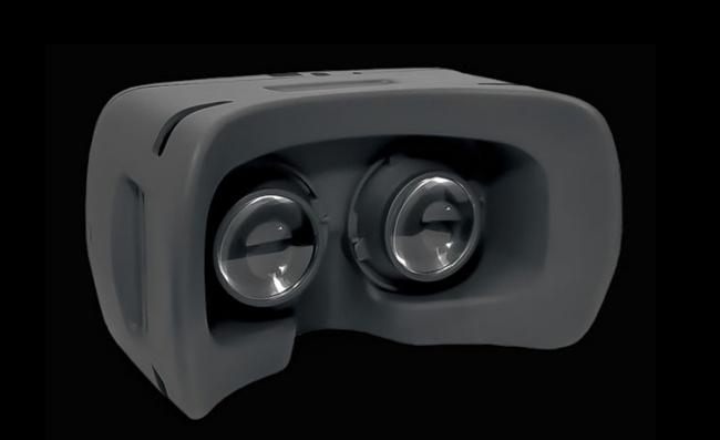 NVR — шлем виртуальной реальности от московских разработчиков за 16 900 руб.