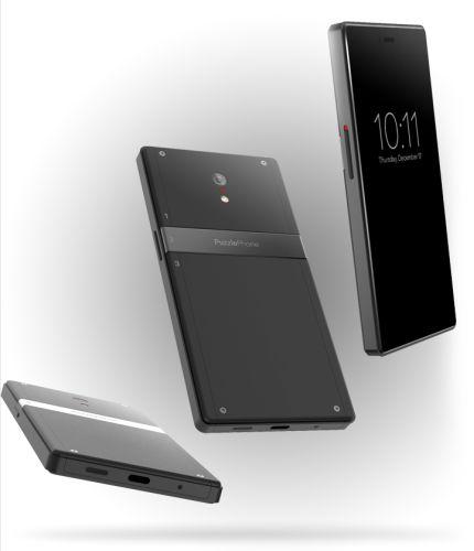 PuzzlePhone — еще один модульный смартфон - 3