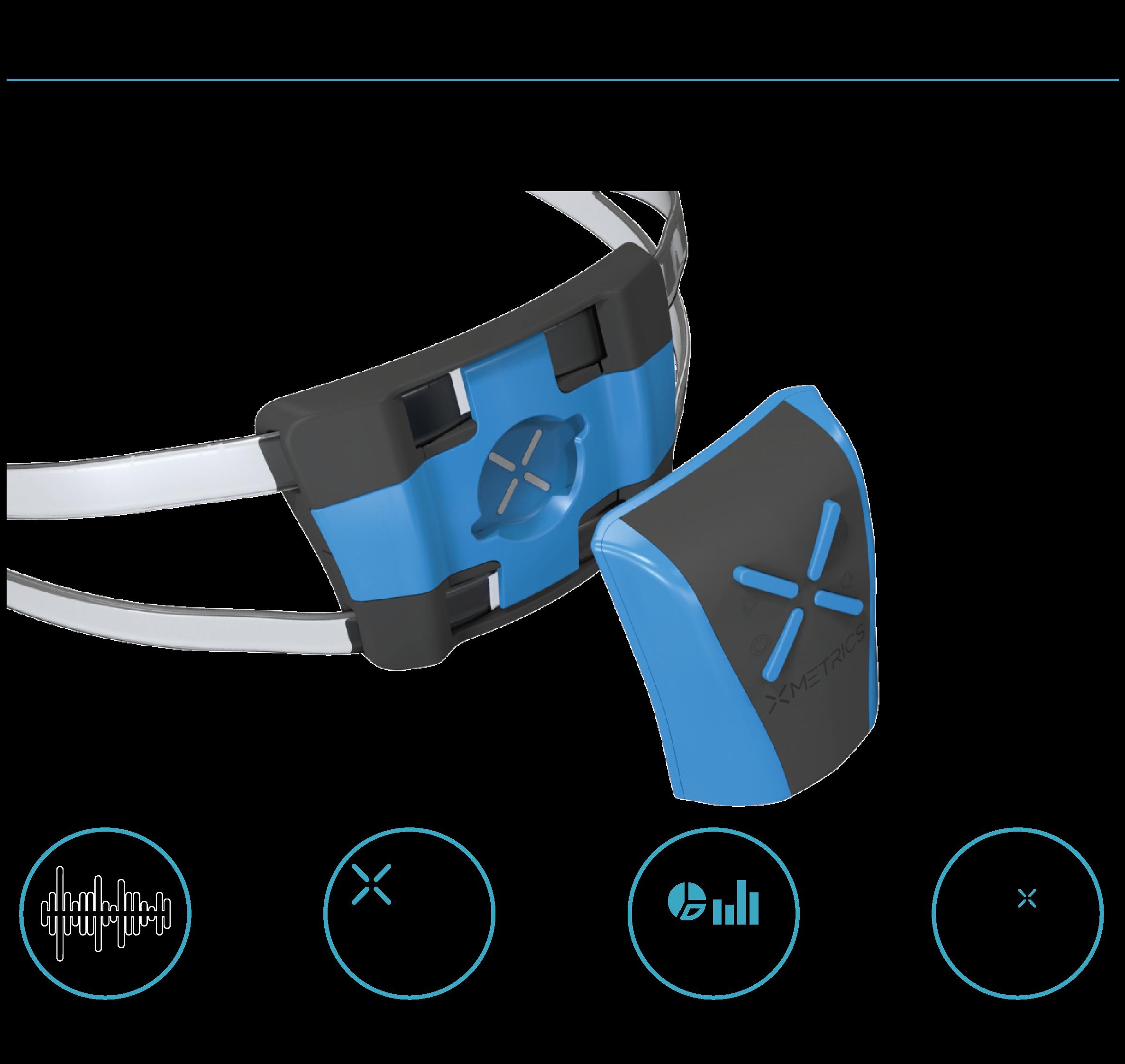 XMetrics Fit: почти идеальный фитнес-трекер для пловцов - 5