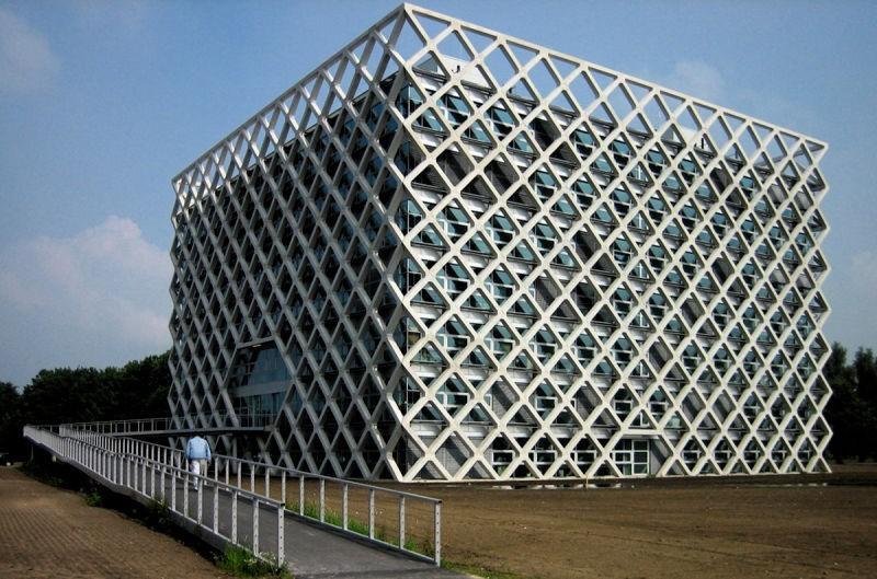 Самые красивые научные лаборатории мира: внутри и снаружи - 12