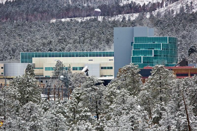 Самые красивые научные лаборатории мира: внутри и снаружи - 2