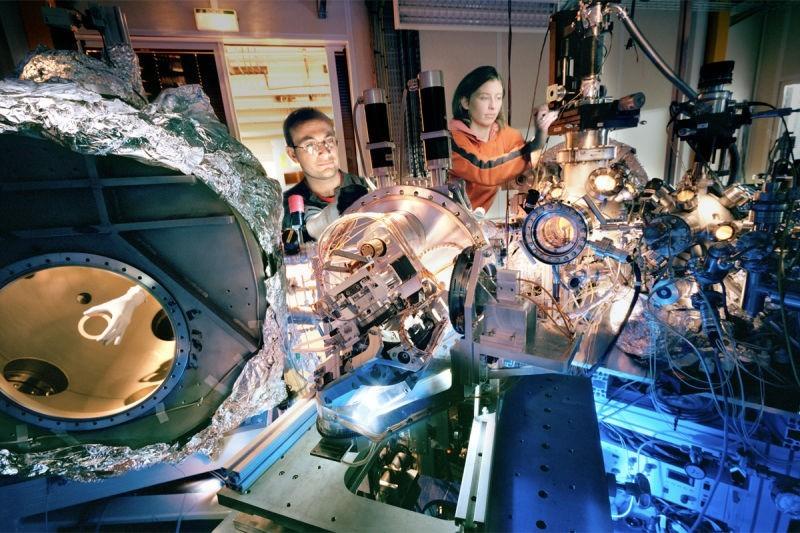 Самые красивые научные лаборатории мира: внутри и снаружи - 20