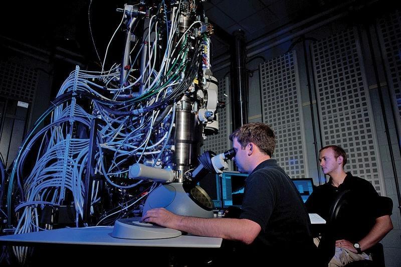 Самые красивые научные лаборатории мира: внутри и снаружи - 26